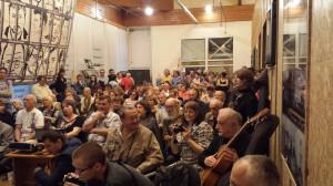 Благотворительный вечер в поддержку узников совести