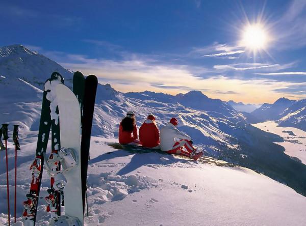 Альпы-горы-фото1