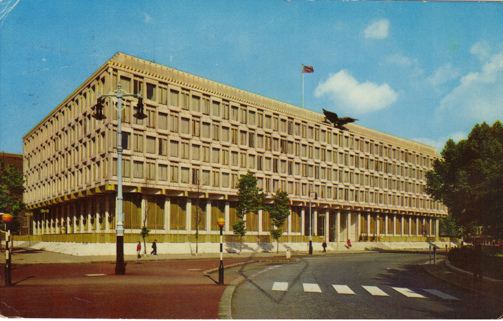 F-United States Embassy-London