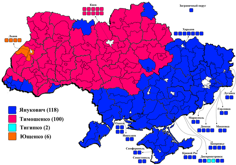 Как нам победить на выборах на Украине 2010-1