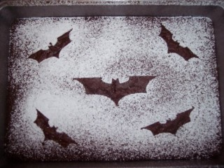 Batman Brownies