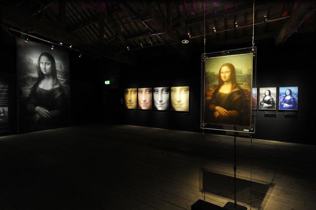 Выставка Гений да Винчи