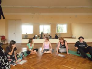 обучающий цикл Работа с телом: интегративный подход