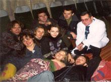 Холотропный тренинг. 1996 г.