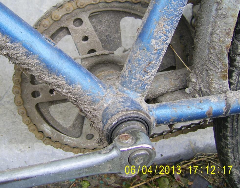 Как отремонтировать каретку велосипеда своими руками 90
