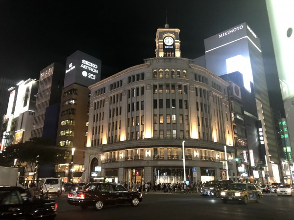 1 - Contrasts Ginza