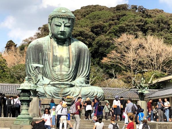 2 - Kamakura Budda