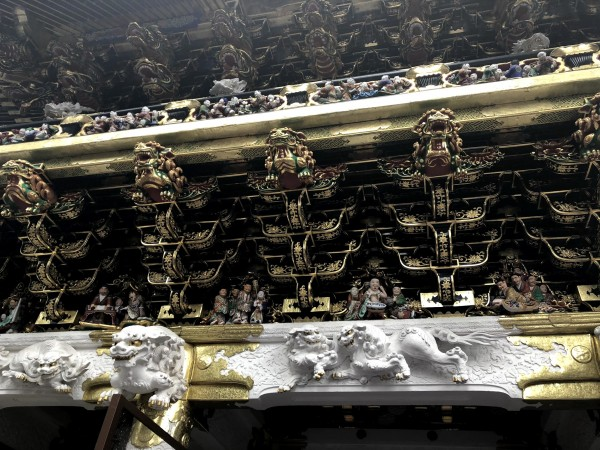 3 - Nikko Carving