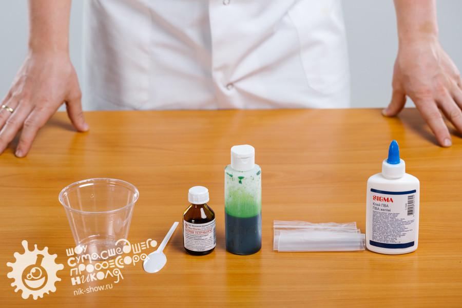 Как сделать хендгам если нет тетрабората натрия