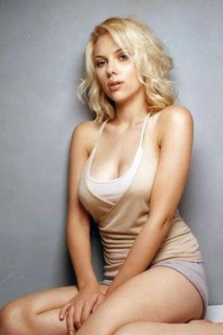Sexiest Blonde Alive 103