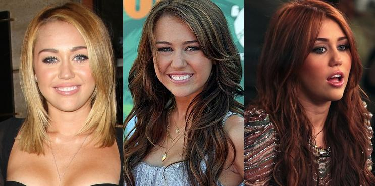 blonde redhead Strawberry brunette