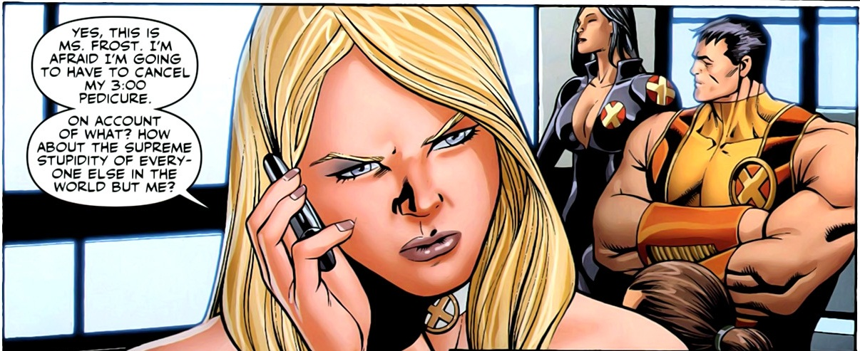 The Women Of Dc Comics Ink In Adam Withers S Dc Comics: DC Vs Marvel: Zatanna Vs Emma Frost