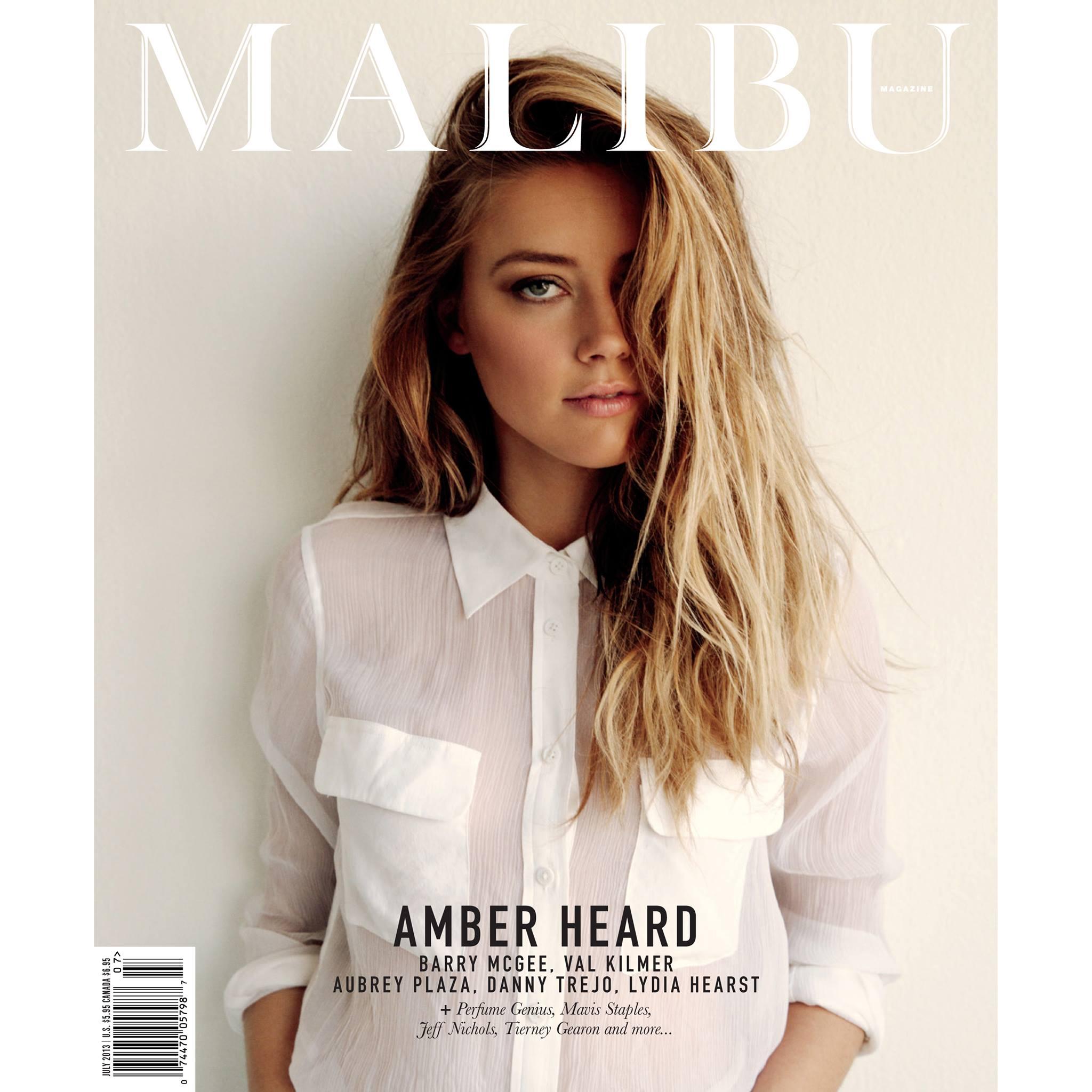 With Keri russell malibu magazine