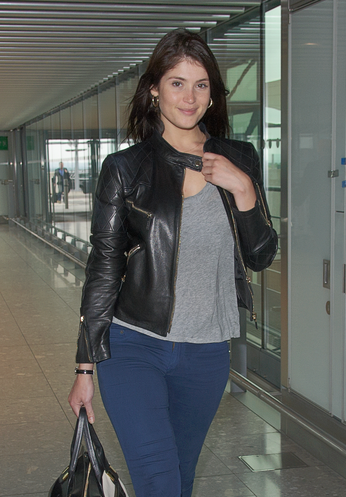 Time For A A Gemma Arterton Post Oh No They Didnt