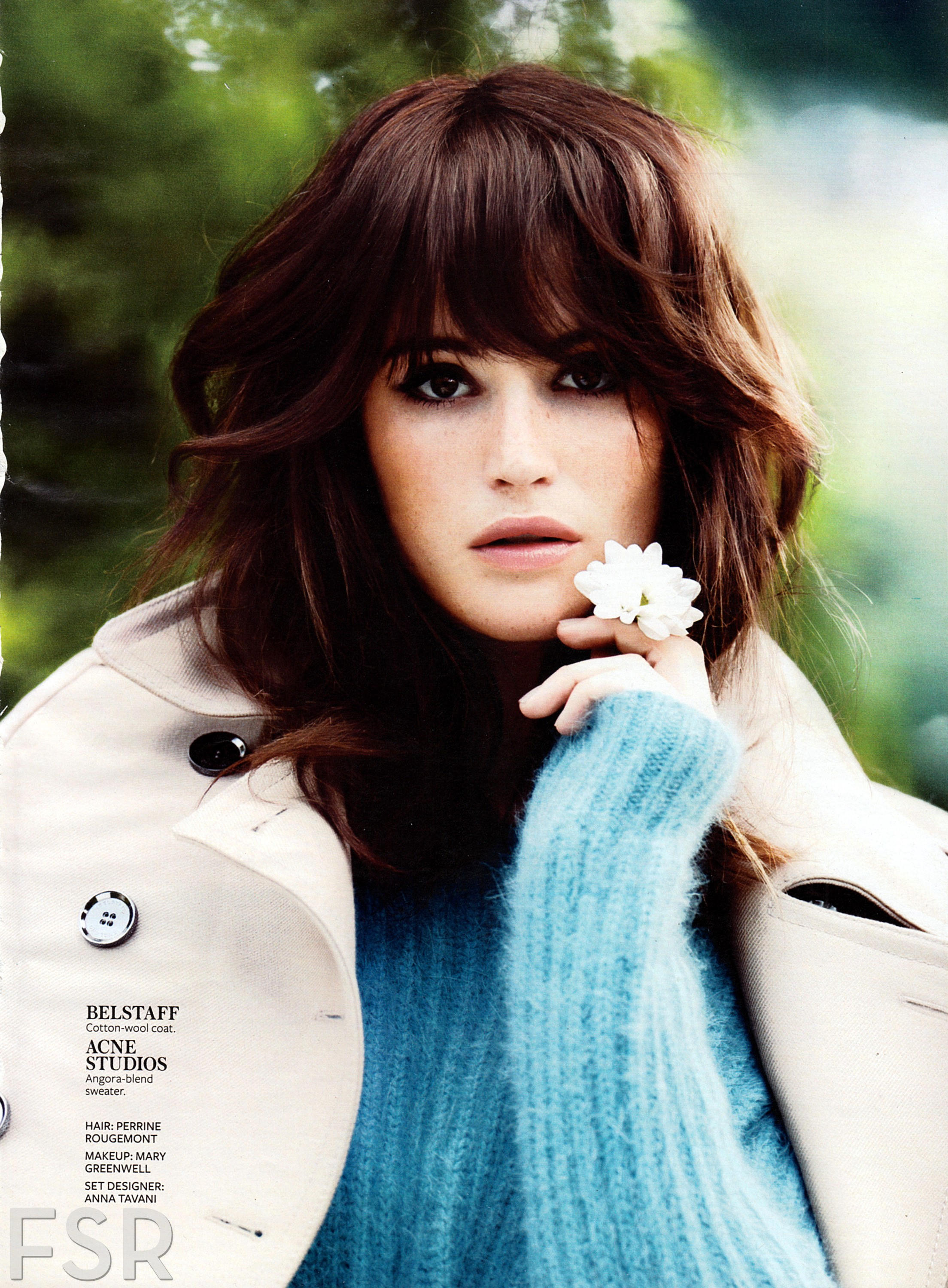 Gemma Arterton For Instyle Usa October 2013 Oh No They Didn T