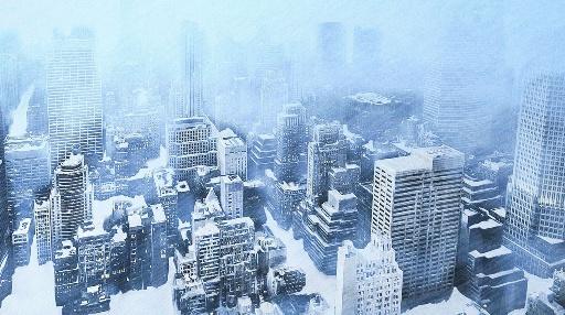 Город без энергии, жизни нет.