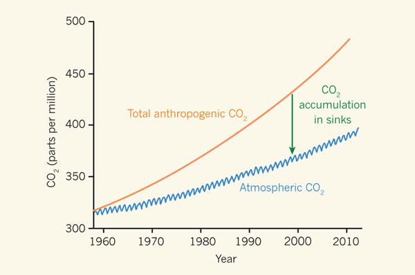 Вместо навоза рост СО2 в атмосфере всей планеты.