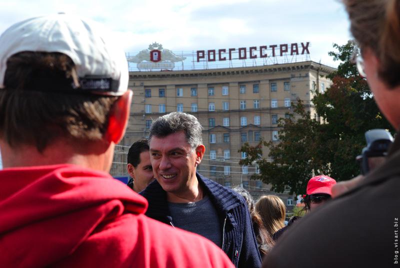 Немцов – Новосибирск – часть 2
