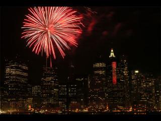 December fireworks