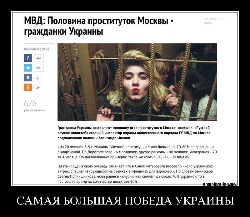 Будет на украинском проститутка как