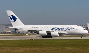 Малайзия-А380