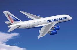 Трансаэро-А380