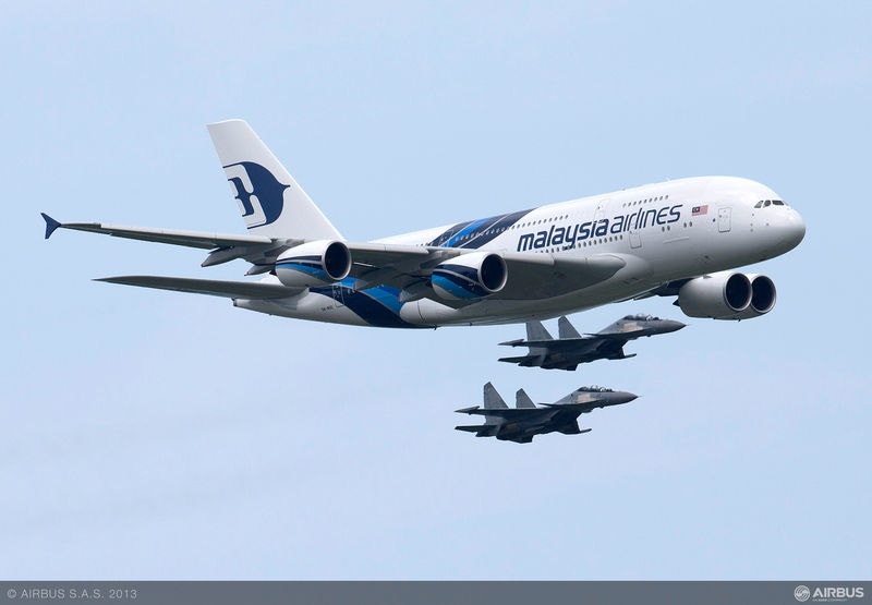 A380+2Су-30МКМ