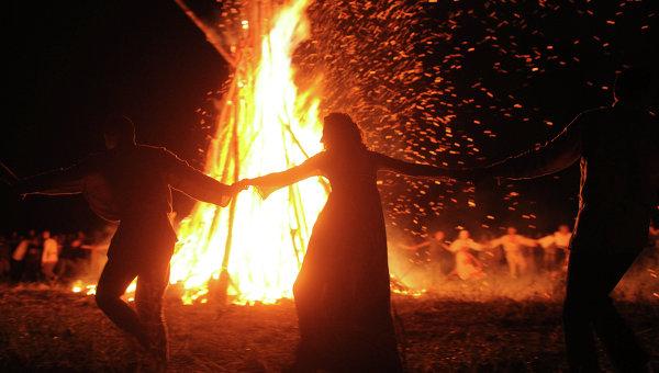огонь испепеляющий