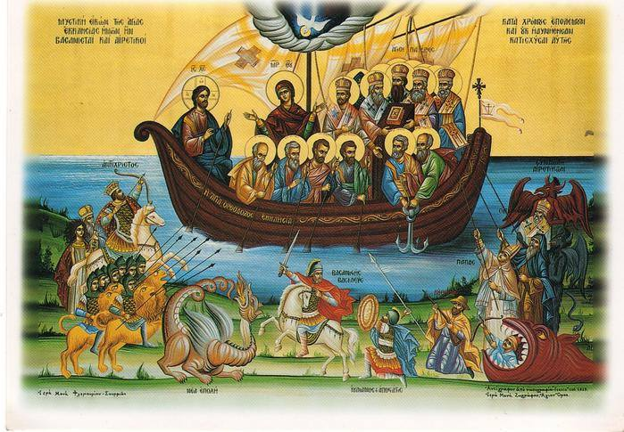 000 церковен корабль