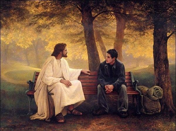 000 ХРИСТОС И ПАРЕНЬ