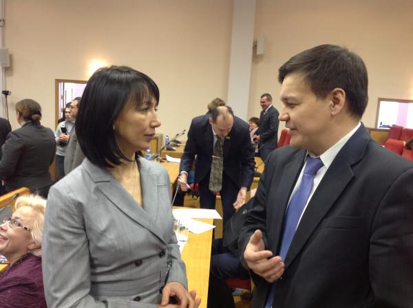 Ижендеева и Борисов