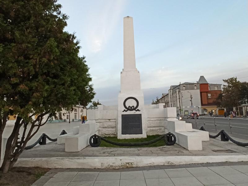 Памятник революционным жертвам