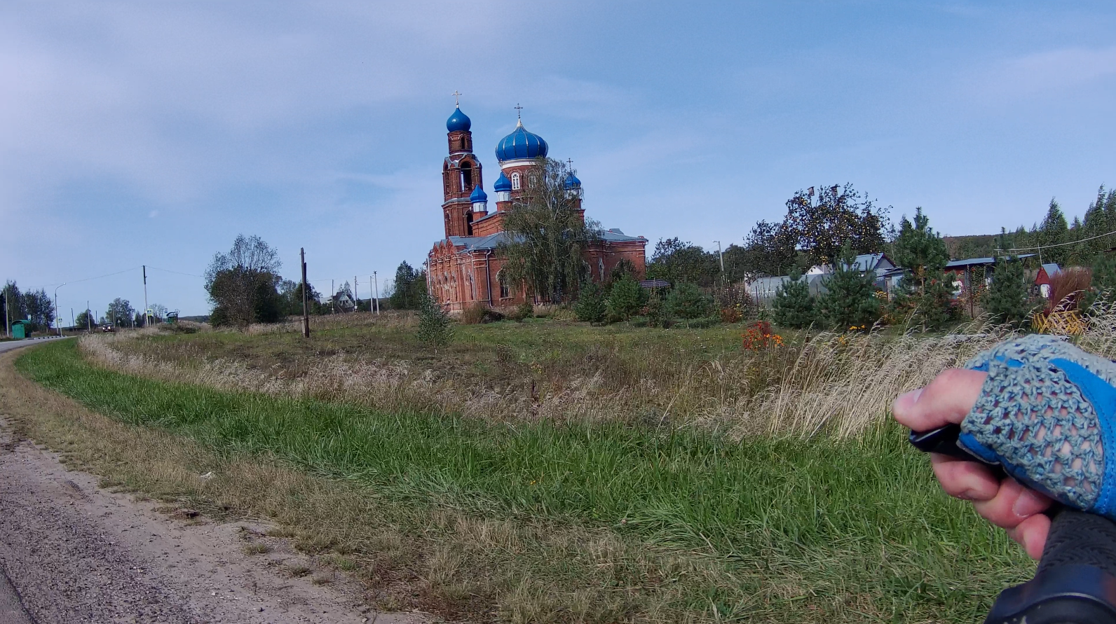 Еще одна церквушка