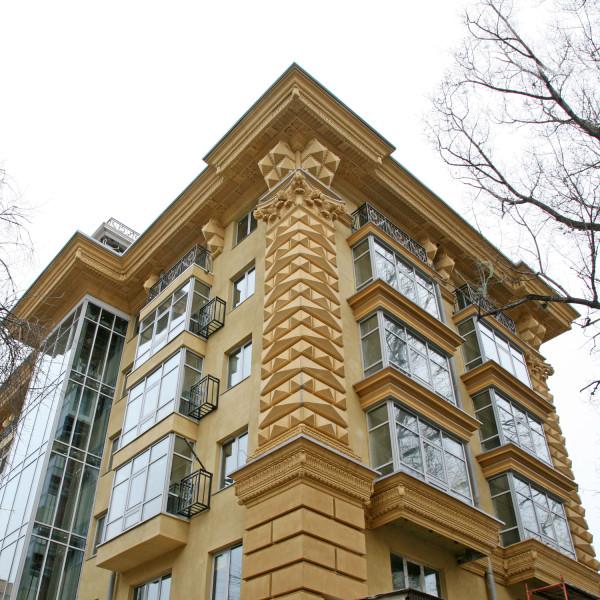 Апартаменты Николаевский дом Мастерская Д.Б.Бархина 5