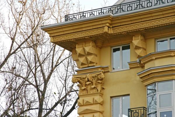 Апартаменты Николаевский дом Мастерская Д.Б.Бархина 6