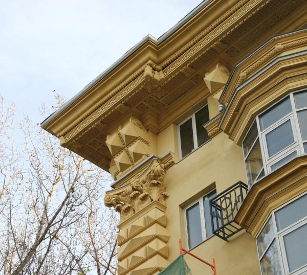 Апартаменты Николаевский дом Мастерская Д.Б.Бархина 8