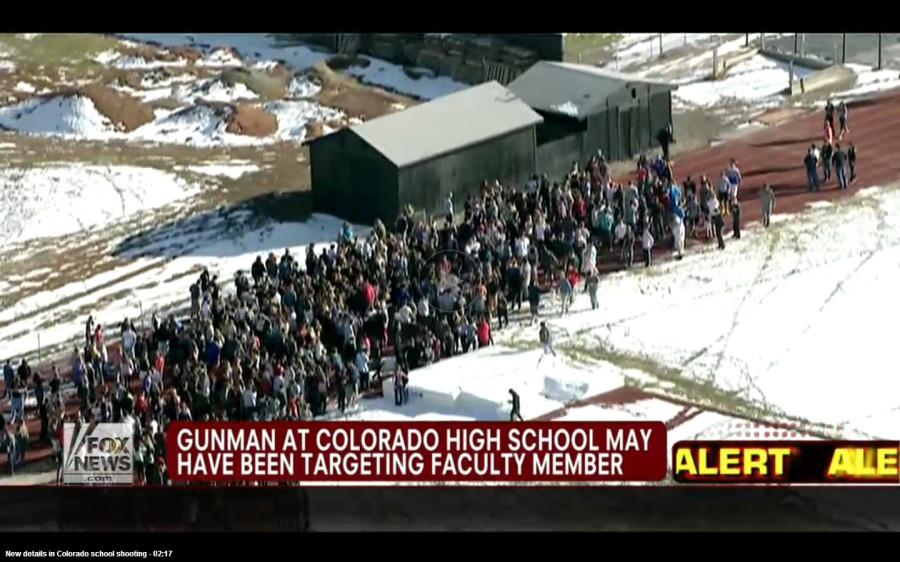 Стрельба в Колорадо