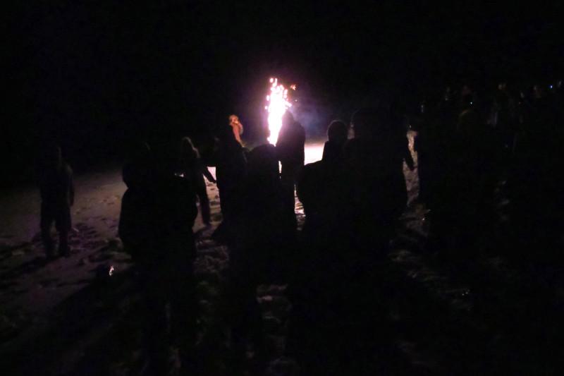 Новый год на Чатырдаге