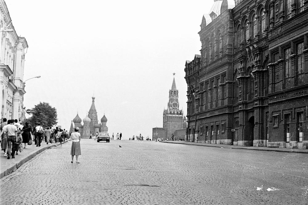 774728 Вид в сторону Красной площади