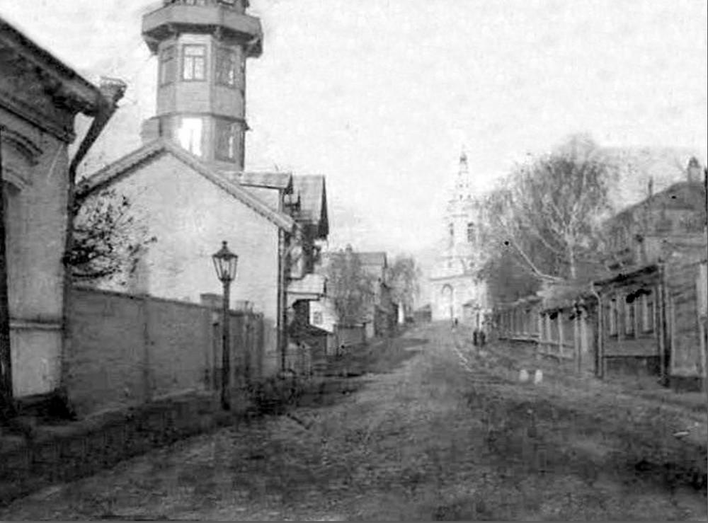 Благовещенский  переулок