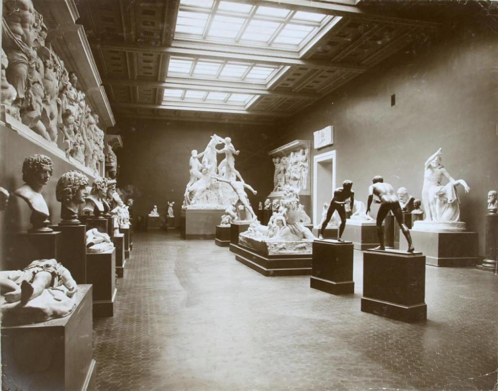369636 Зал эллинизма в Музее изящных искусств им. Александра III