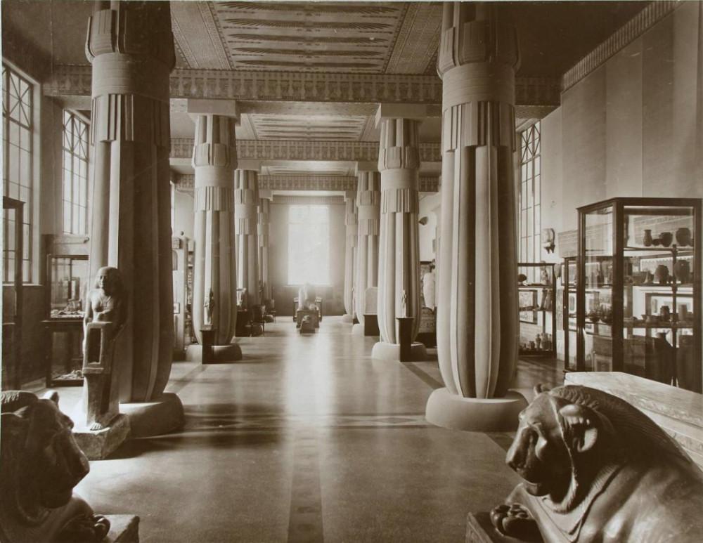 369630 Египетский зал Музея изящных искусств Александра III