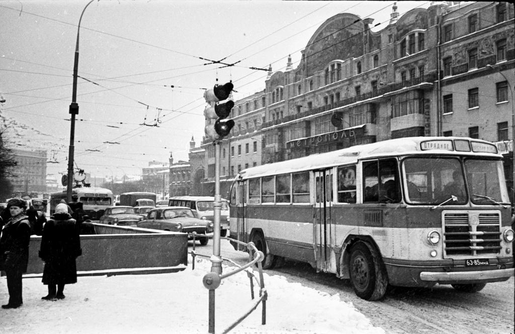 776657 Зима в Москве В. Хухлаев 65