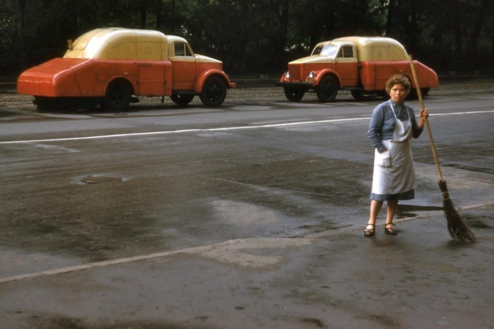 Tuzo Wilson, Ленинград, 1958