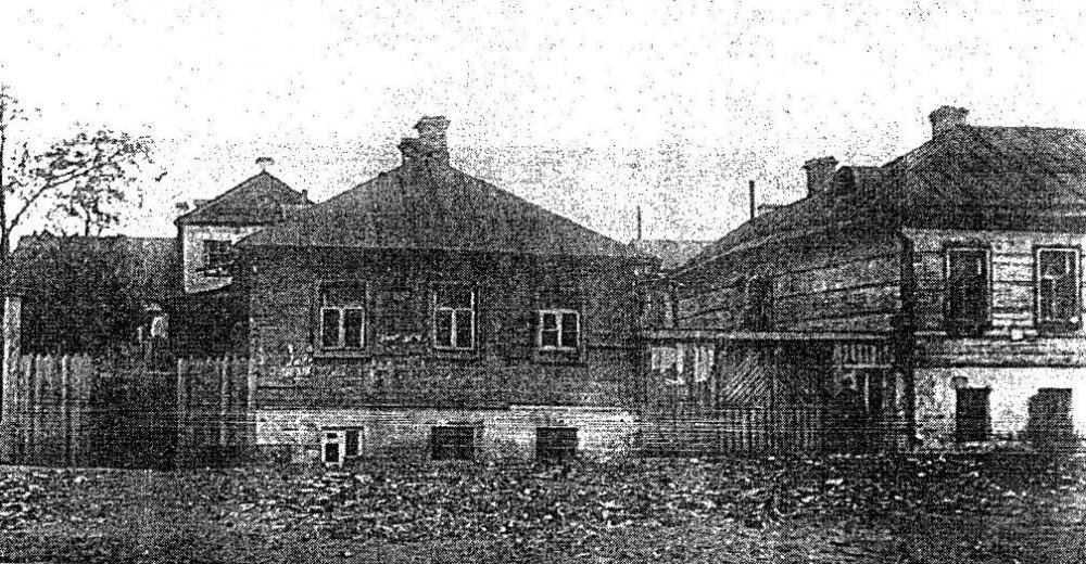 41202 Дом Ермоловой М.Н. 1927 г