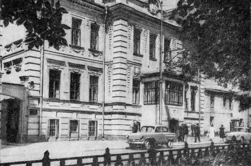 158430 Тверской бульвар, дом 11
