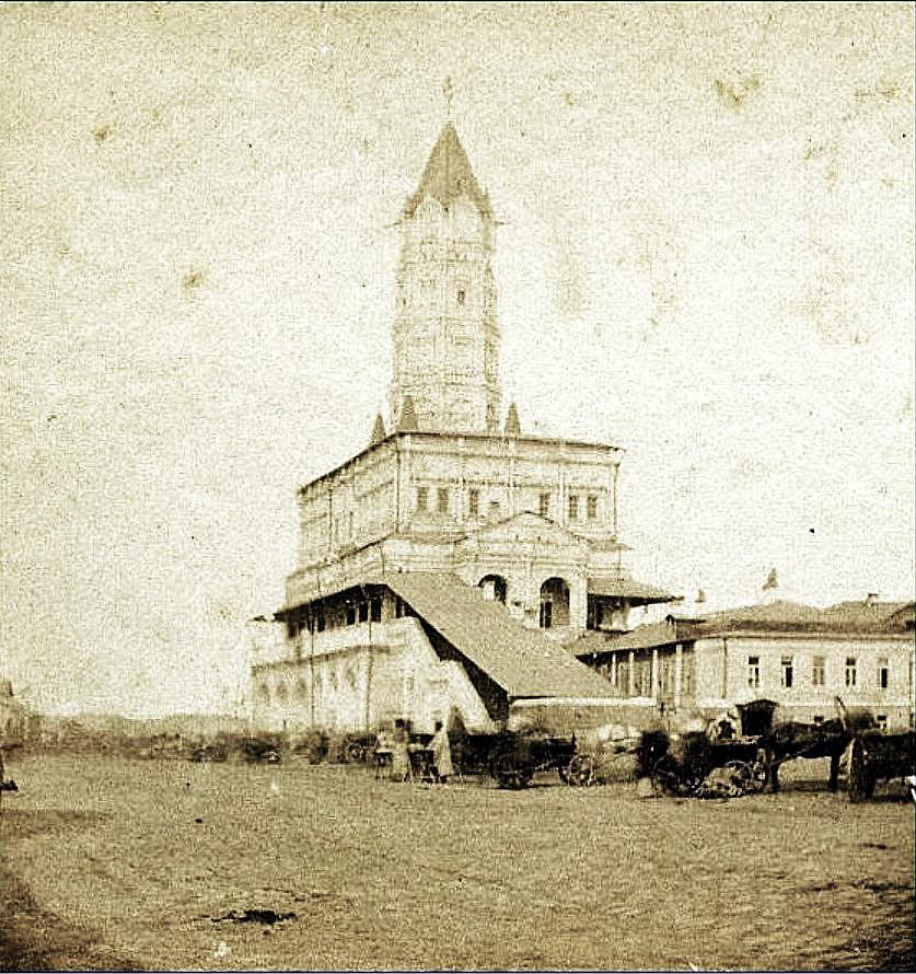 Сухарева башня..