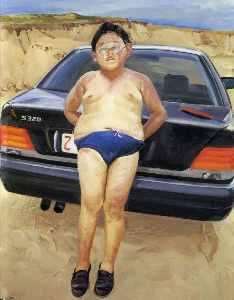 Лю Сяодун Liu Xiaodong 1