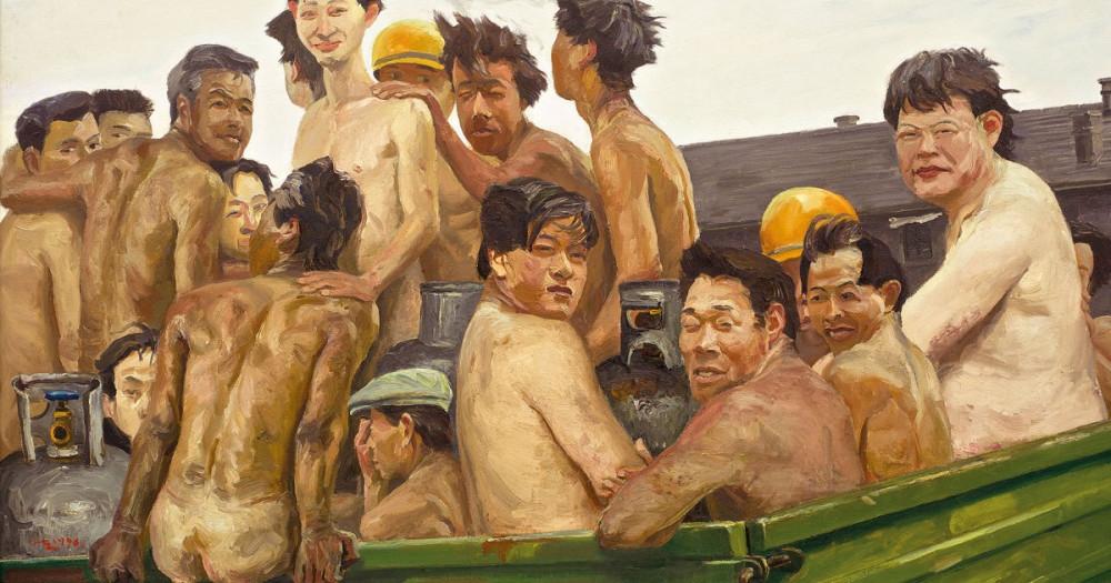 Лю Сяодун Liu Xiaodong 2