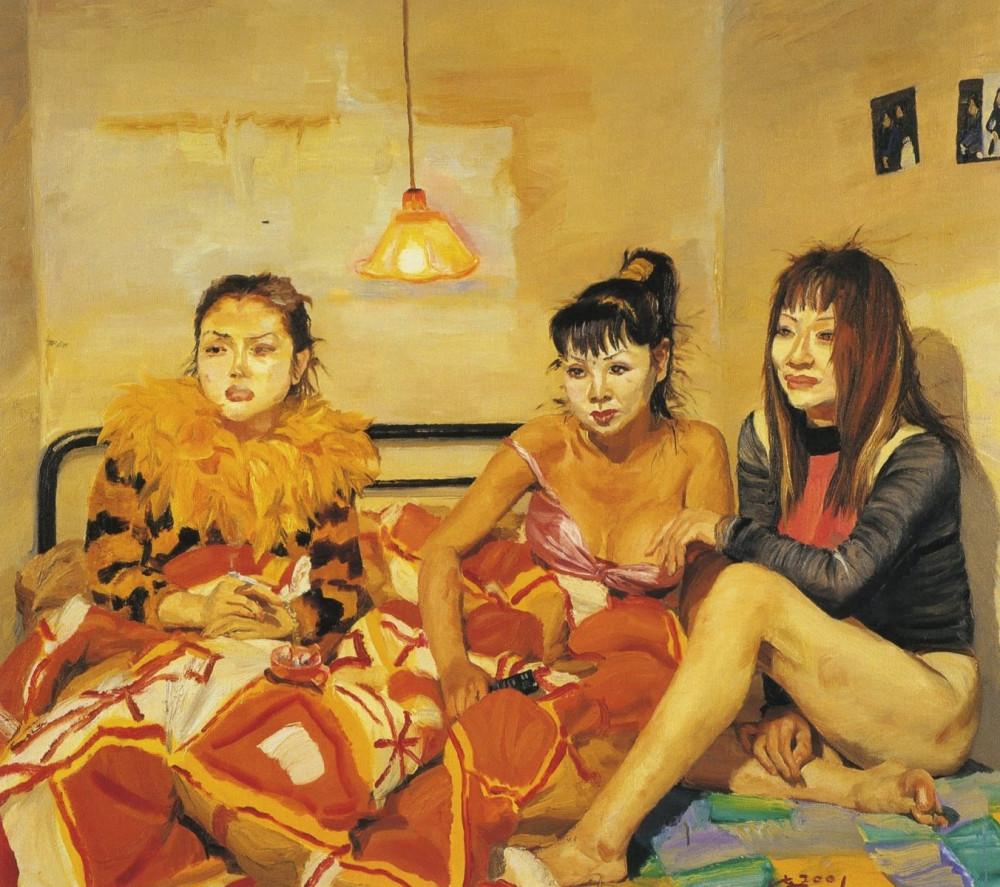 Лю Сяодун Liu Xiaodong